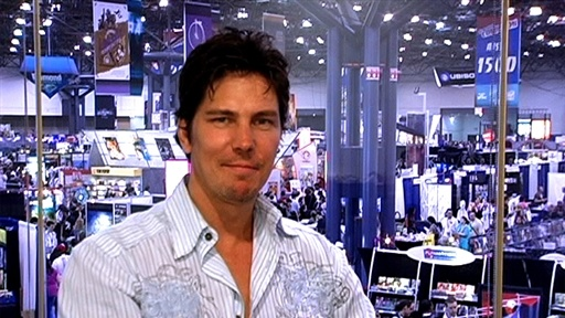 Michael Trucco Q&A, Part 2 Video