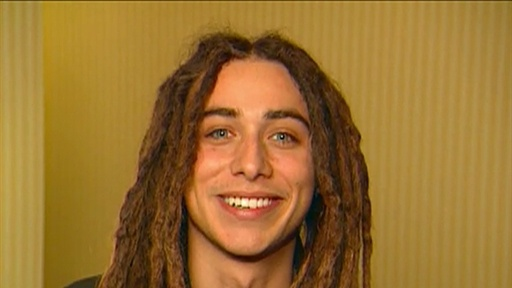 "[Booted ""Idol"" Jason Castro]"
