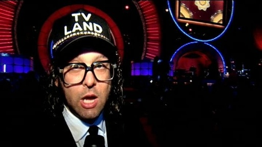 [Judah Friedlander at the TV Land Awards]