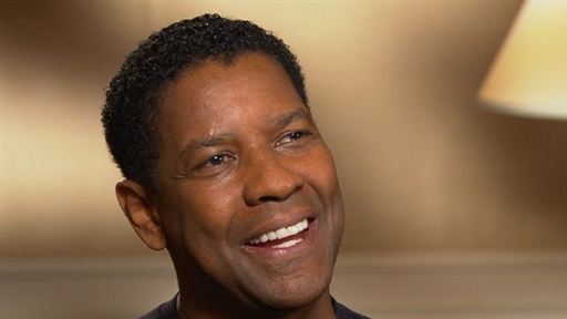 [Denzel Washington Talks 'Unstoppable']