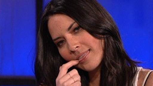 Olivia Munn Loves Bon Jovi Video