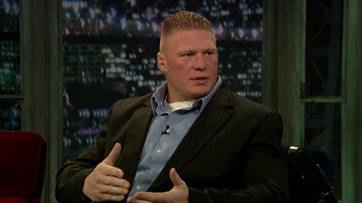 Brock Lesnar Video