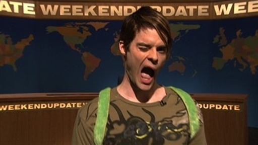 [Weekend Update: Stefon]
