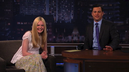 Elle Fanning, Part 2 Video