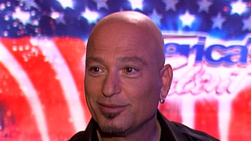 Howie Mandel's First Day On 'America's Got Talent' Video