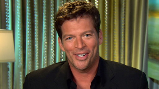 Harry Connick Jr. Tells a 'Dolphin Tale' & Prepares Himself for Video