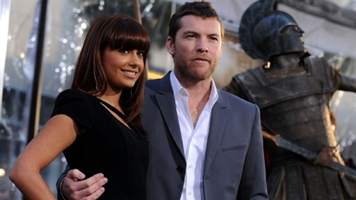 Sam Worthington's 'Clash of the Titans' Premiere, Los Angeles Video