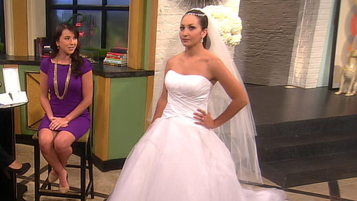 How to Get Kim Kardashian&#39;s Wedding Look for Less Video