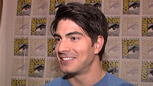 Comic-Con 2010: Brandon Routh Takes On 'Scott Pilgrim', 'Superma Video