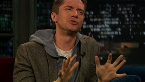 Topher Grace, Part 1 Video