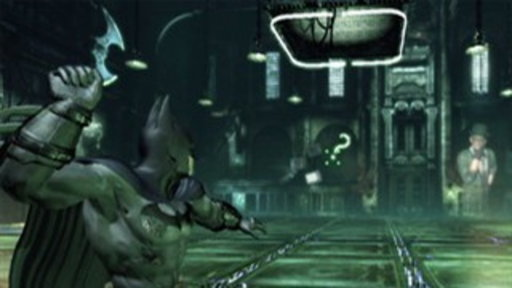 Batman: Arkham City With Adam Sessler Video