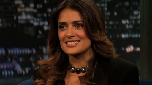 Salma Hayek Video