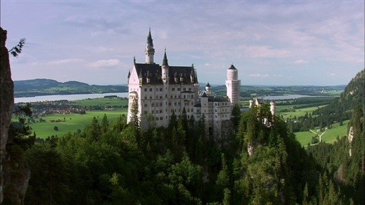 Munich and the Foothills of the Alps Video