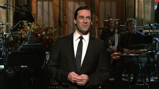 Jon Hamm Monologue Video
