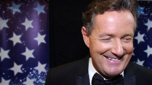 [Piers Morgan's Finale Interview]