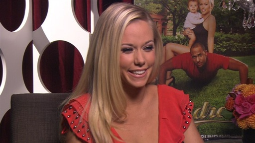 [Kendra: 'It's So Much Fun Being a New Mom']