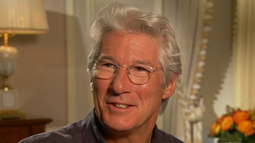 Richard Gere Flies High With 'Amelia' Video