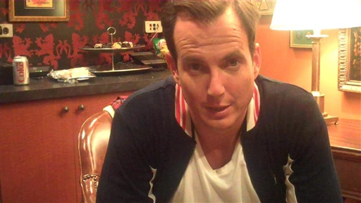 [I Heart: Will Arnett]