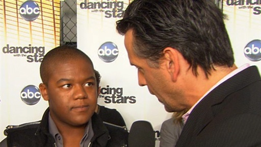 [Kyle Massey: Demi Lovato Is a 'Strong Girl']