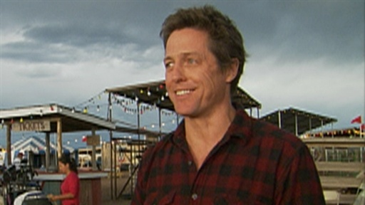 Hugh Grant: 'I Pretty Much Hate Everyone, But I Actually Like Sa Video