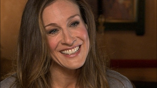 [Sarah Jessica Parker On 'the Morgans']