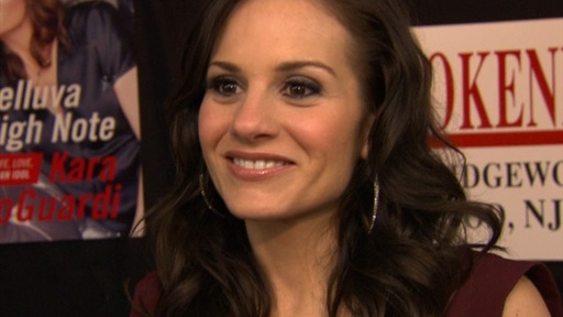 Kara DioGuardi Hoping New Memoir Hits 'a Helluva High Note' Video