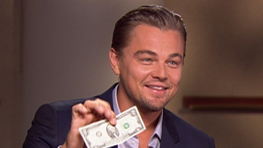 Leonardo DiCaprio Gets a 'Sweet' Gift view on break.com tube online.