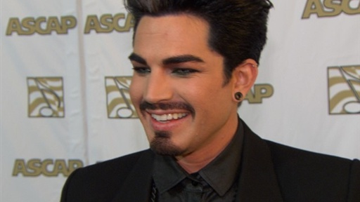 Adam Lambert: 'I Feel Amazing' Working On My Second Album Video