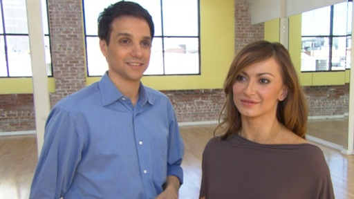 Ralph Macchio & Karina Smirnoff: Is the 'Dancing' Floor Jinxed? Video