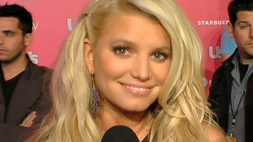 Jessica Simpson: I'll 'Outdo' Kate Middleton's Wedding Dress Video