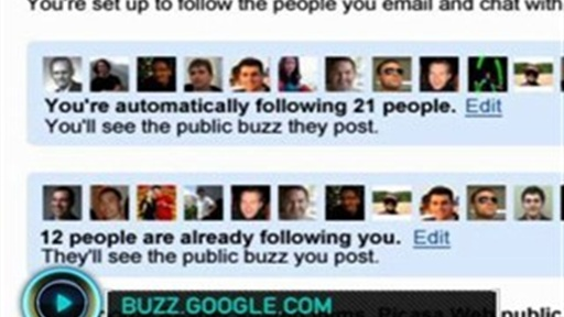 Buzz Over Google Buzz Video