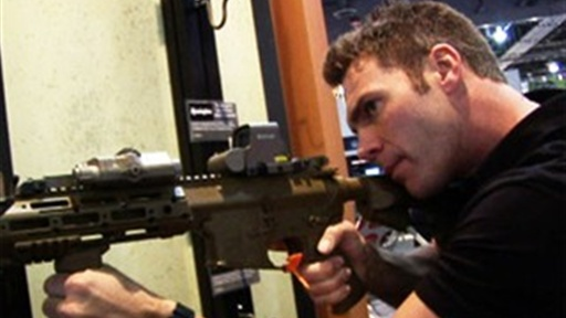 SHOT Show: Guns, Grenades & More Video