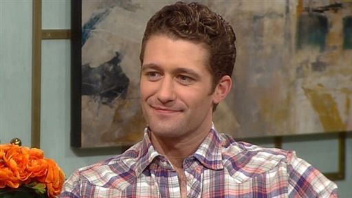[Three Things You Don't Know About... Matthew Morrison]