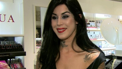 Kat Von D Address Pregnancy Rumors &amp; Talks New Makeup Line Video