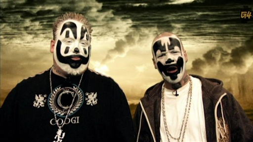 Financial Advice from Insane Clown Posse Video