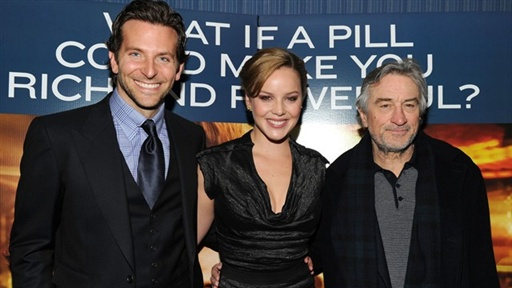 Bradley Cooper's 'Limitless' Premiere, NYC Video