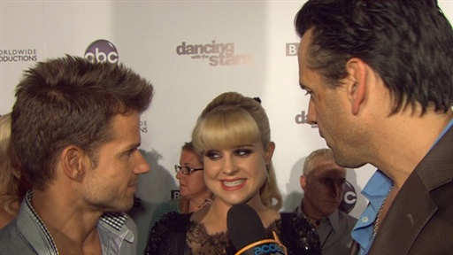 [Kelly Osbourne: 'Louis Van Amstel and 'Dancing With the Stars' C]