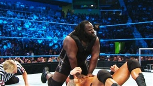 World Heavyweight Champion Randy Orton Vs. Mark Henry Video