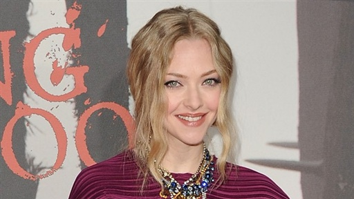 [Amanda Seyfried On Falling in Love On Set: 'It Never Works Out']