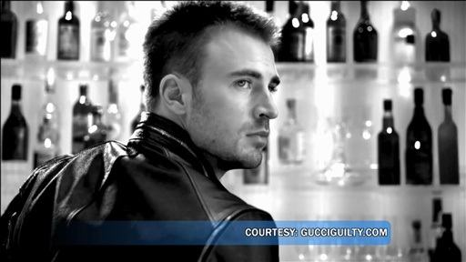 Evan Rachel Wood &amp; Chris Evans in Sexy Gucci Video by CelebTV.com