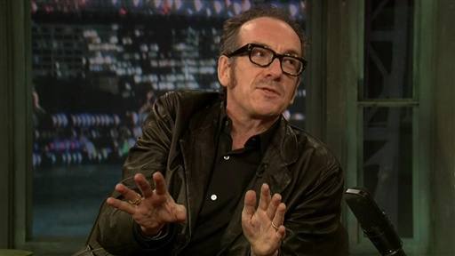 Elvis Costello Interview Video
