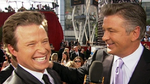 Alec Baldwin and Billy Bush&#39;s Baking Hot Bromance Video