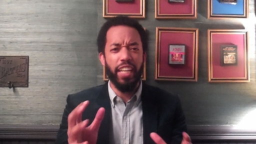 Twitter Questions: Wyatt Cenac Video