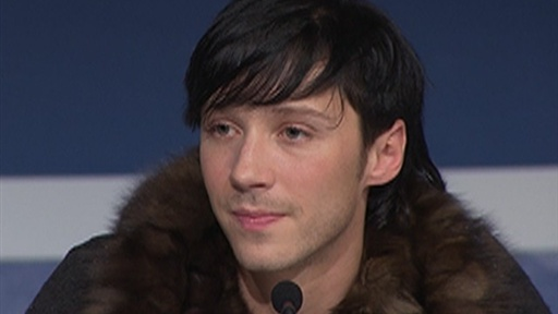 2010 Winter Olympics: Johnny Weir Is Not Looking for an Apology Video
