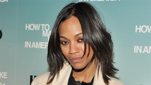 [Zoe Saldana Reacts to Controversial Vanity Fair Cover] Video