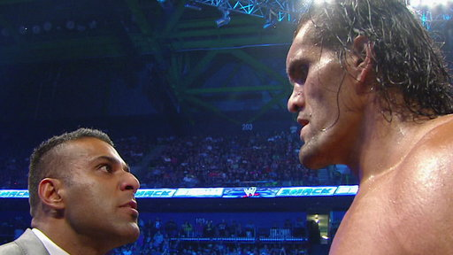 The Great Khali vs. Jey Uso Video