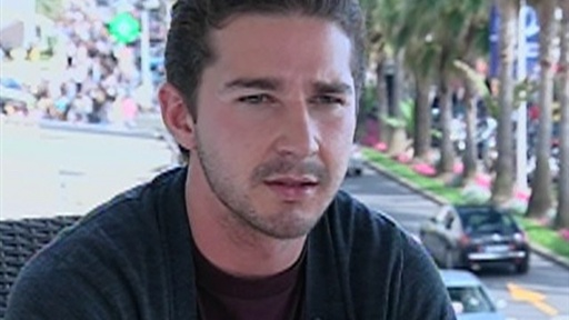 [Cannes Film Festival 2010: Shia LaBeouf Talks 'Wall Street: Mone]