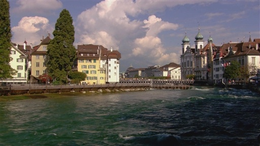 Great Swiss Cities Video