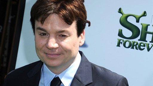 [Mike Myers' 'Shrek Forever After' Premiere, Los Angeles]