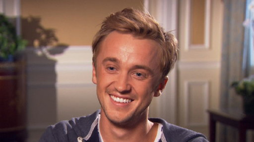 Tom Felton Reacts To Emma Watson&#39;s &#39;Harry Potter&#39; Crush Revelati Video